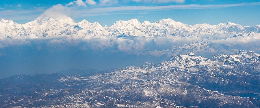 Mai - Himalaya, Nepal