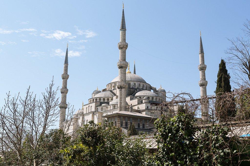 Blaue Moschee ∙ Blue Mosque