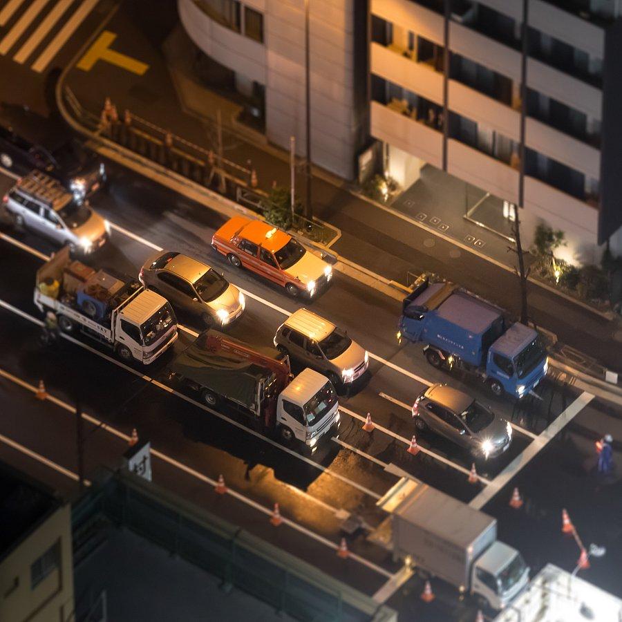 Tokio-Miniatur ∙ Tokyo miniature